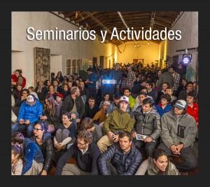 SEMINARIOS Y ACTIVIDADES