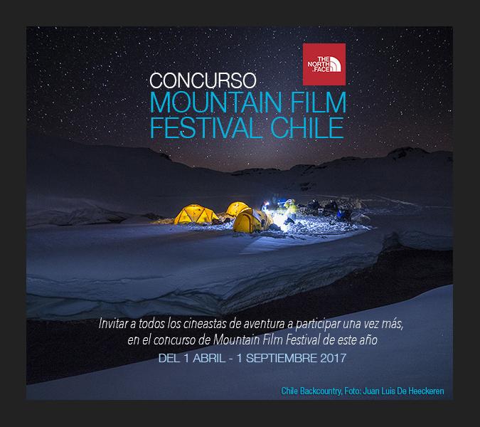 MOUNTAIN FILM FESTIVAL CHILE