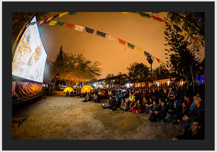 18a SANTIAGO MOUNTAIN FILM FESTIVAL
