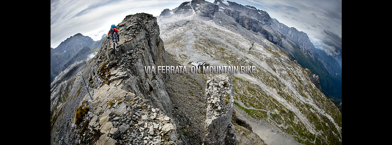 VIA FERRATA slider NEW